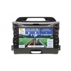 Sistem multimedia Macrom M-OF7040 Dedicat Kia Sportage dedicat