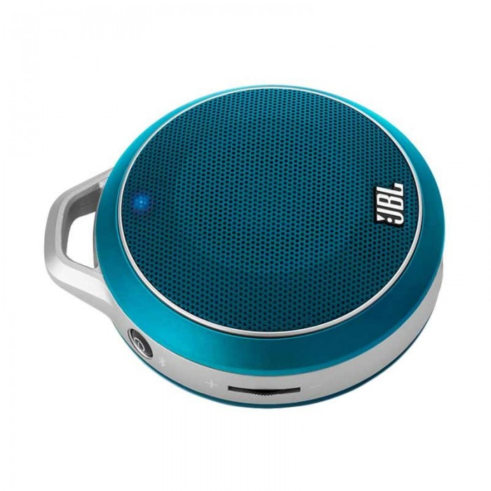 Boxe portabile JBL Micro Wireless BLU