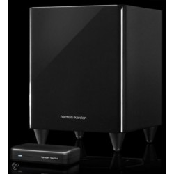 Subwoofer HKTS 220SUB/230 Harman Kardon,Wireless, negru, 200W RMS