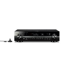 Receiver AV Yamaha slim RX-V500D