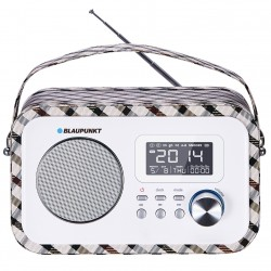 Player Portabl PP25GR Blaupunkt Bluetooth
