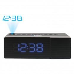 Radio ceas cu proiectie Blaupunkt CRP8BK negru