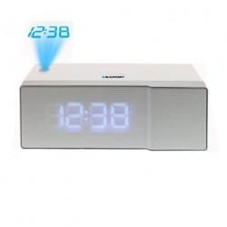 Radio ceas cu proiectie Blaupunkt CRP8WH alb