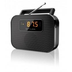 Radio portabil MUSE M-080 R