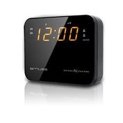 Radio cu ceas MUSE M-165 CR