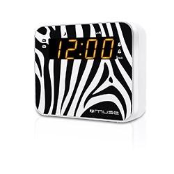 Radio cu ceas MUSE M-165 ZW