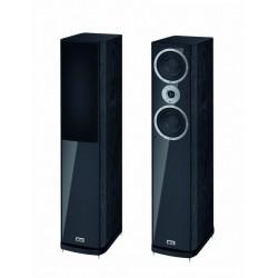 Music Style 500 Heco Boxa de podea negru