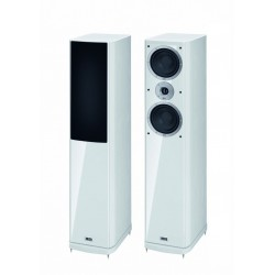 Music Style 500 Heco Boxa de podea alb