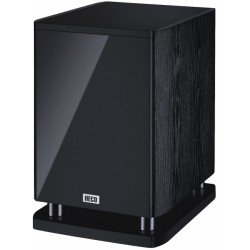 Music Style Sub 25A Heco Subwoofer Decor Espresso