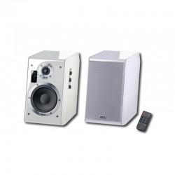 Ascada 2.0 BTX Boxa Heco activa stereo cu subwoofer alb