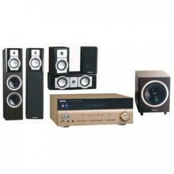 Sistem Home Theater AS030RA-780B/SS006A-305 AKAI