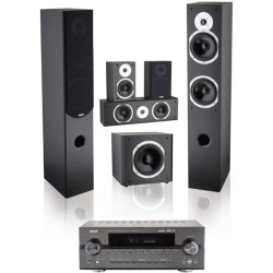 Home Theater Akai AS008RA-6100/SS014A-265