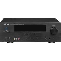 Amplificator audio Akai AS006RA-2000H, 5.1 450W RMS Negru