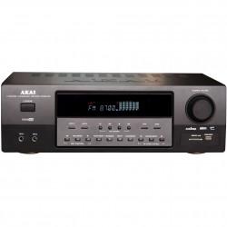 Amplificator Akai AS110RA-320, 5.1, 90W RMS, Negru
