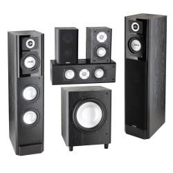 Sistem Boxe Pasive, AKAI SS015A-306MK, NegruSistem Boxe Pasive, AKAI SS015A-306MK, Negru