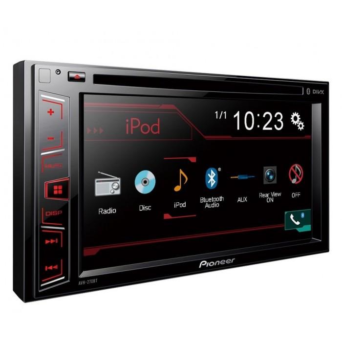 Player auto Pioneer AVH-270BT