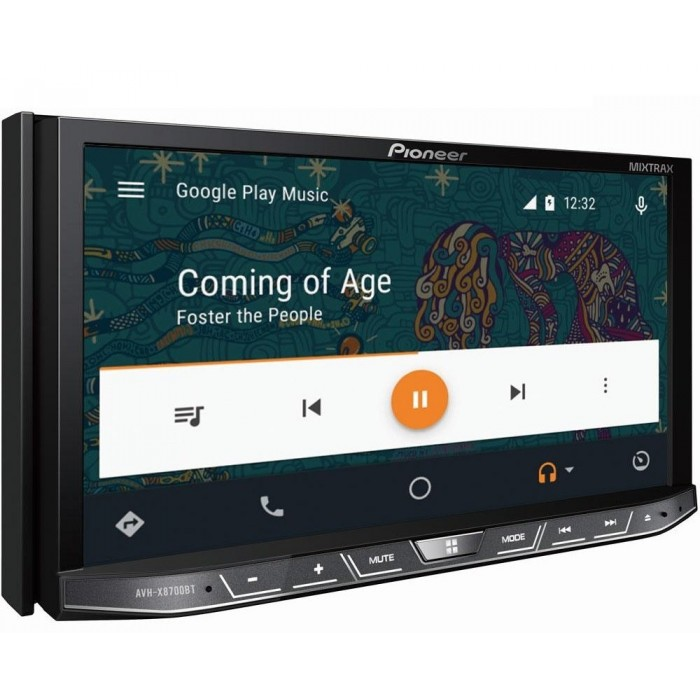 player auto pioneer avh x8700bt. Black Bedroom Furniture Sets. Home Design Ideas