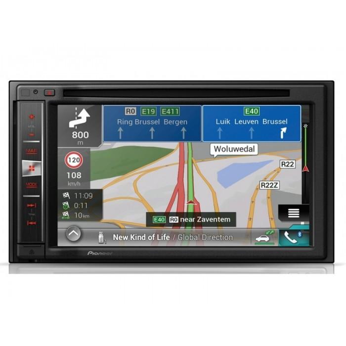 Unitate Multimediaedia 2 Din Touch Screen Pioneer AVIC-F970BT