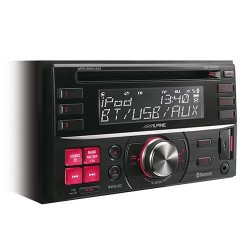 CD Player Auto Alpine CDE-W235BT ,4 x 50W, Bluetooth, USB, iPod/iPhone, CD
