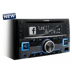 CD Player Auto MP3 Alpine CDE-W296BT