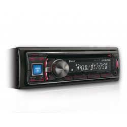 CD Player auto Alpine CDE-134BT