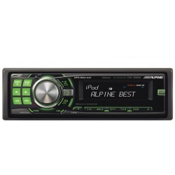 CD Player auto Alpine CDE-9880R