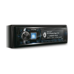 CD Player auto Alpine IDE-178BT, 4 x 50W, USB, AUX