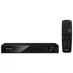 DVD Player compact Pioneer DV-2242, USB, Negru