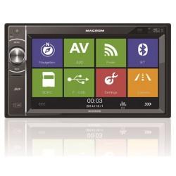 Sistem de navigatie Macrom M-DL5000