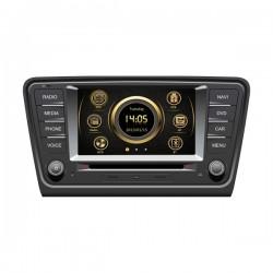 Navigatie Dedicata DNB - Octavia 2014 CarVision