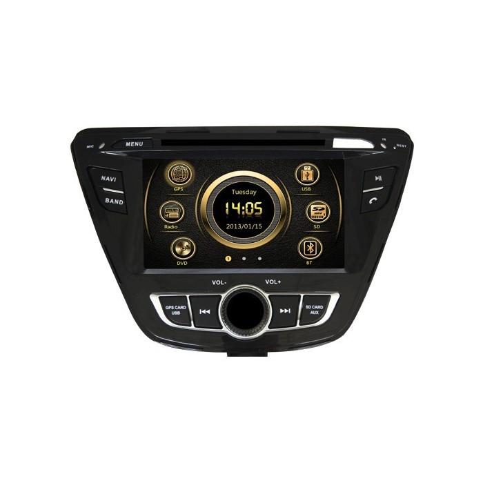 Navigatie Dedicata DNB-I40 CarVision