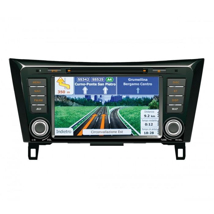 Sistem multimedia M-OF7060 Nissan Quashai si X-Trail 2015 dedicat