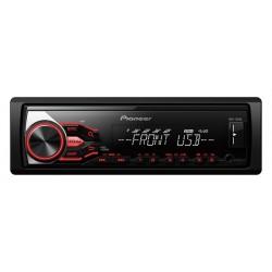 Player auto PIONEER MVH-180UB, 4x100W, USB, iluminare rosie