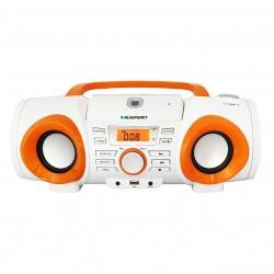 Microsistem audio Blaupunkt Boombax BB20BT, CD Player, tuner FM, USB, 2X2W, White