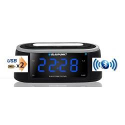 Radio cu ceas CR20BT Blaupunkt Bluetooth FM PLL , incarcator USB x 2