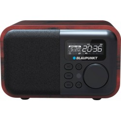 Radio cu ceas Blaupunkt HR10BT Black