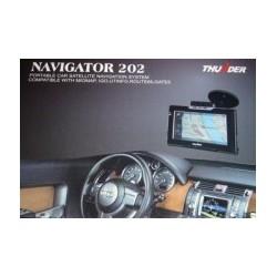 Sistem navigatie Navigator 202