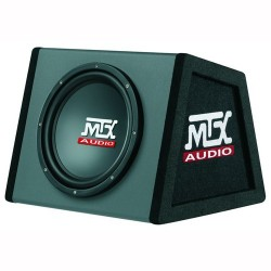 Subwoofer auto activ MTX ROAD THUNDER RT10P, 200W RMS