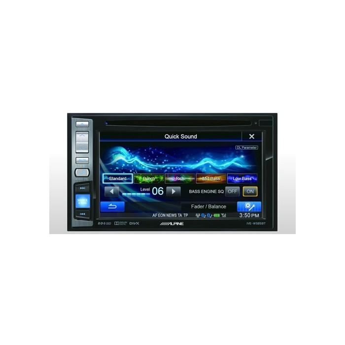 Unitate multimedia Alpine IVE-W585BT