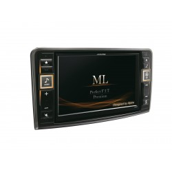 Unitate multimedia dedicata Alpine Style X800D-ML