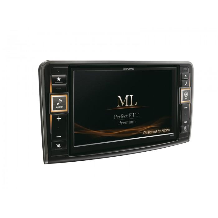 Unitate multimedia dedicata Alpine Style X800D-ML
