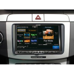 "Multimedia multimedia auto Alpine X800D-U, 2DIN, diagonala 8"", Bluetooth, USB, navigatie FULL Europe"
