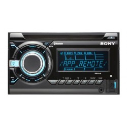 Player auto Sony WX-GT90BT EUR - CD MP3 2DIN Bluetooth, USB