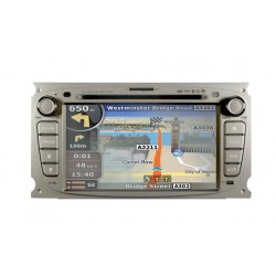 DVD Player Macrom Dedicat Ford M-AVM6020