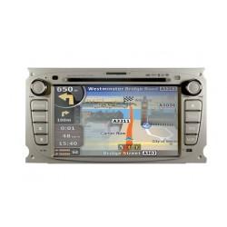 DVD Player Macrom Dedicat Ford M-AVM6020