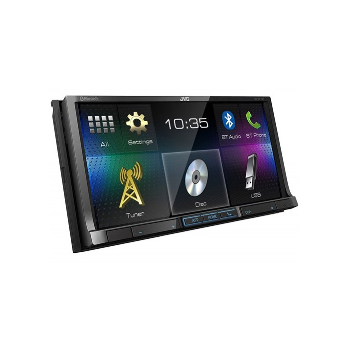 Unitate multimedia JVC KW-V41BT