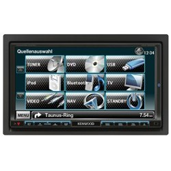 DVD Player Kenwood DNX 7240 BT