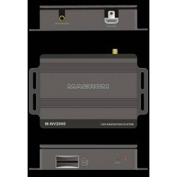 Unitate navigatie Macrom M-NV2000