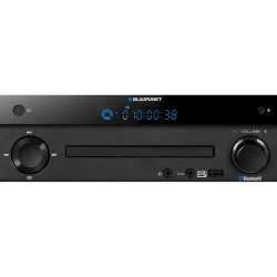 Microsistem Blaupunkt MS30BT, 2x60W, Bluetooth, CD, MP3 USB