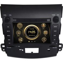 Navigatie Dedicata DNB - Outlander CarVision